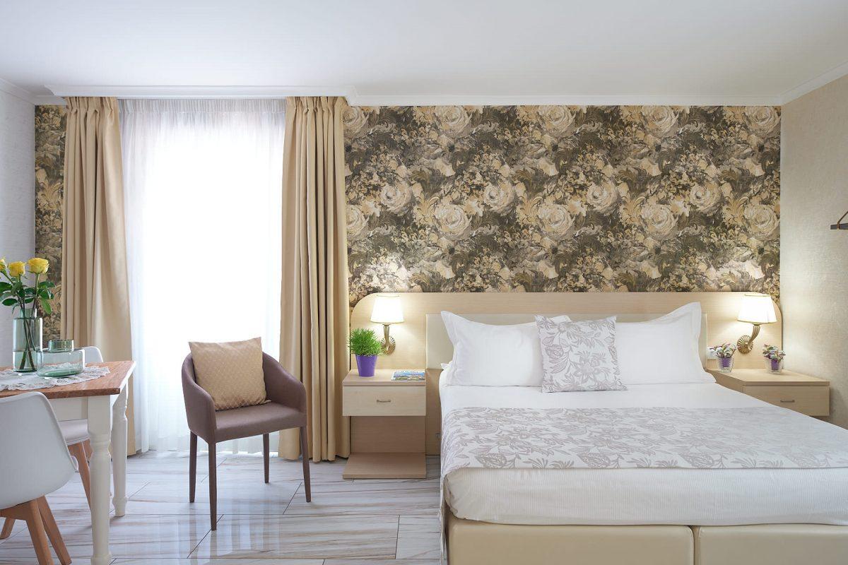 Camera Castello di Porto - Hotel Rome Airport Inn Fiumicino