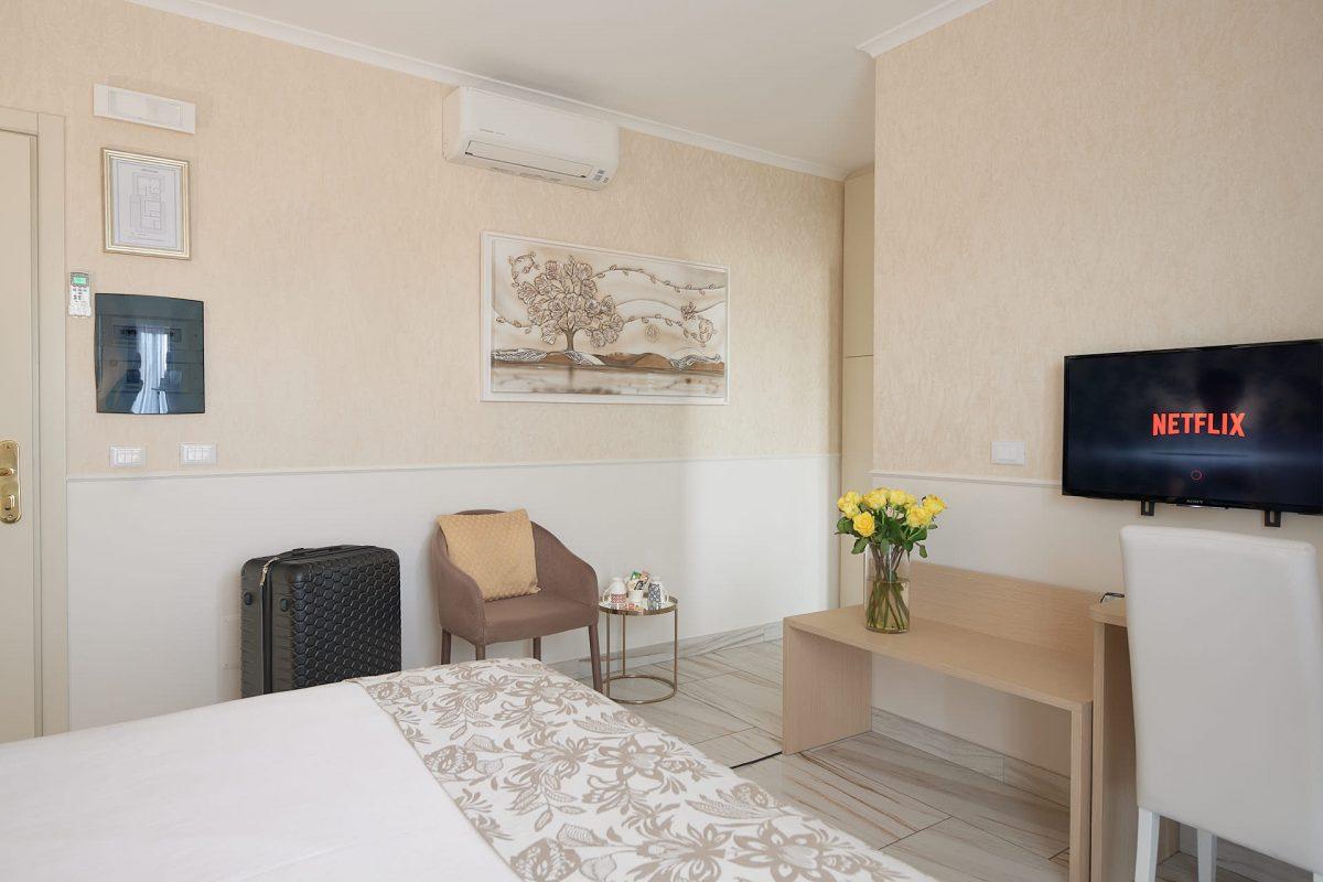 Camera Aeroporto - Hotel Rome Airport Inn Fiumicino